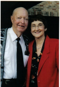 Laura and Ray Alkofer in 2004