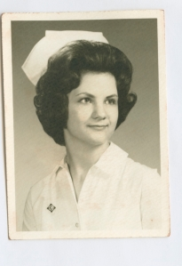 Janie Schaut nurses uniform for blog