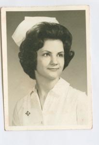 Janie Schaut nurses uniform for blog